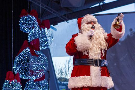 Christmas in the City Festival and The Apprentice and Traineeship Company Carols Concert