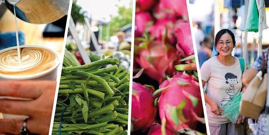 Kuraby Farmers Markets