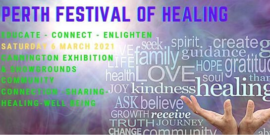 2021 Perth Festival of Healing