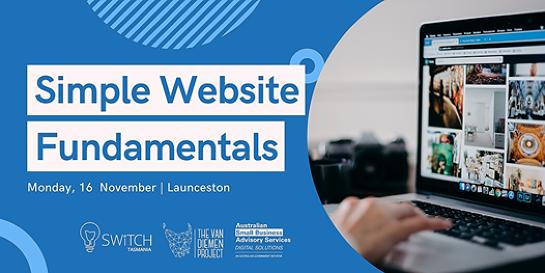 Simple Website Fundamentals | Launceston