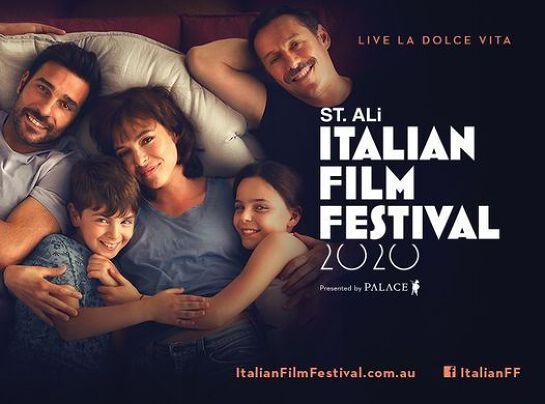 Sydney 2020 ST. ALi Italian Film Festival Presented by Palace