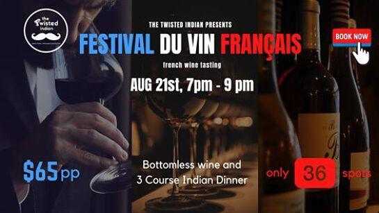 Festival Du Vin Francais