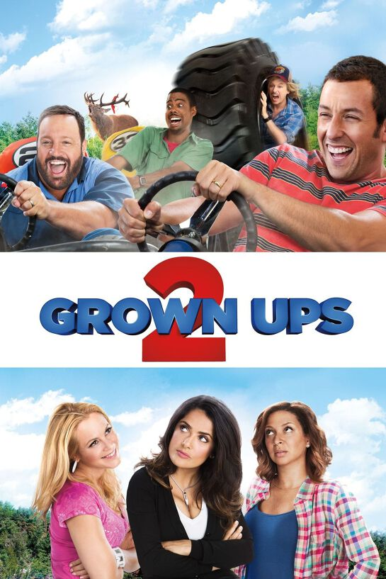 Moonlight Cinema - Grown Ups 2