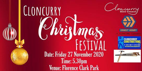 Cloncurry Christmas Festival 2020