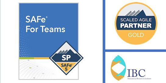 SAFe® for Teams 5.0.1 - Remote class