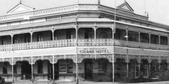 The Grand Hotel - Ghost Tour