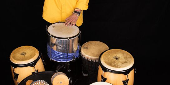 Wyndham Learning Festival - Drumming For All Ages