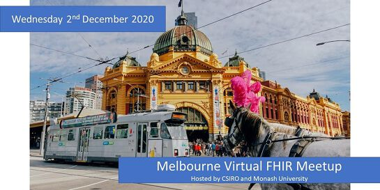Melbourne Virtual FHIR Community Meetup