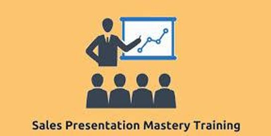 Sales Presentation Mastery 2 Days Training in Adelaide