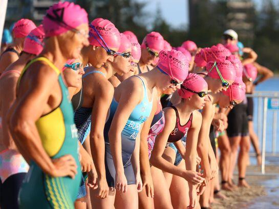 Gold Coast Triathlon - Luke Harrop Memorial