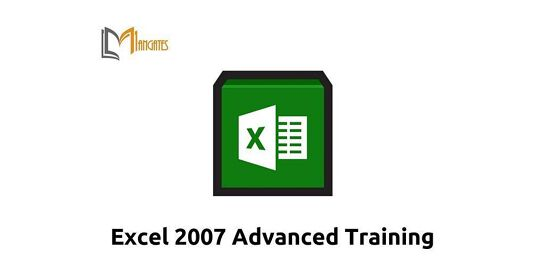 Excel 2007 Advanced 1 Day Training in Canberra