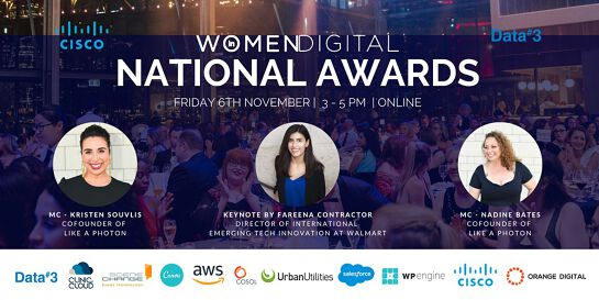 2020 National Women in Digital Awards