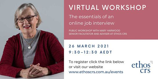 The essentials of an online job interview – March