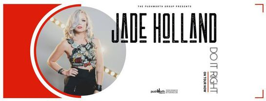 Jade Holland // Do It Right Tour - Surfers Paradise, QLD