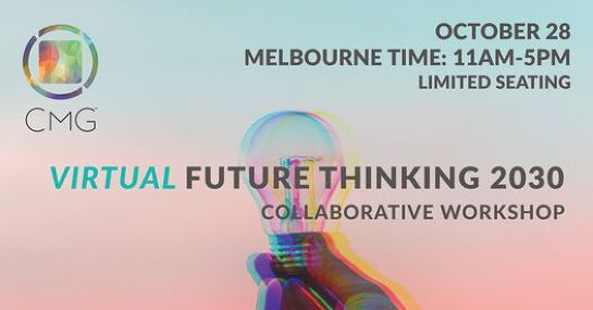 Future Thinking 2030 - 10/28 Melbourne time