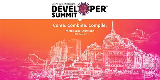 Great International Developer Summit (GIDS) Melbourne