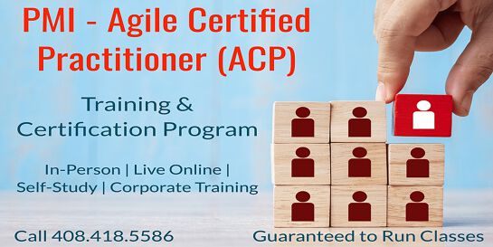 PMI ACP 3 Days Certification Training in Melbourne, VIC