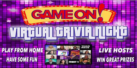 Game On! Virtual Trivia Night