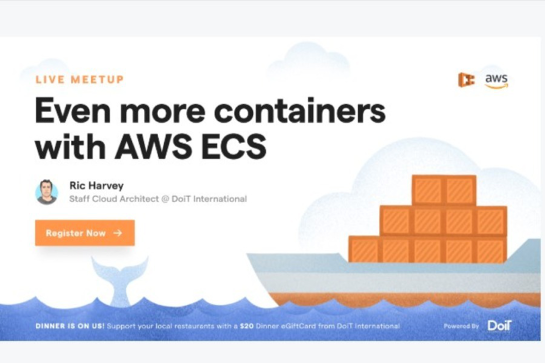 Even More Containers with AWS ECS