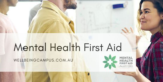 Mental Health First Aid - Community- Online Course