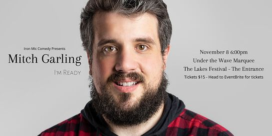 Mitch Garling - The Lakes Festival