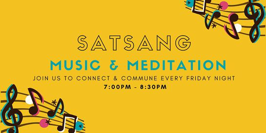 Satsang - Music and Meditation