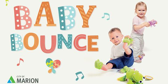 Baby Bounce @ Cove Civic Centre