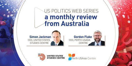 US Politics Web Series - A monthly review from Australia