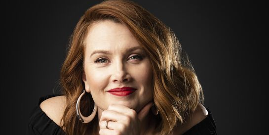 Wyndham Learning Festival's WynTalk  Finding Your Voice with Clare Bowditch