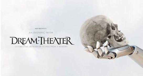 POSTPONED - EVENT DATE TBA Dream Theater