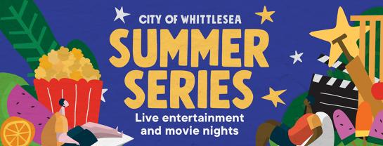 Summer Series 4 Norris Bank Movie Night