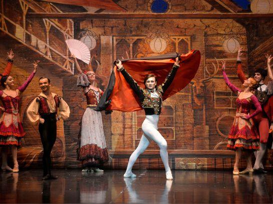 Russian Ballet – The Nutcracker and Don Quixote