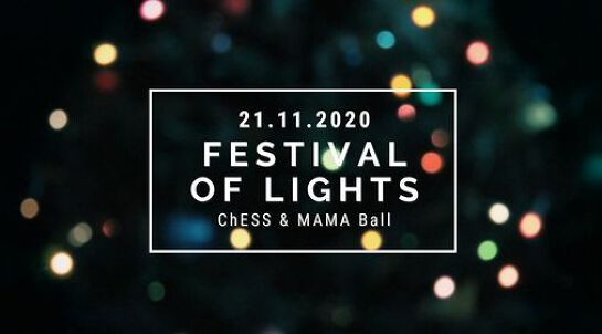 ChESS and MAMA Present: Festival of Lights Ball 2020
