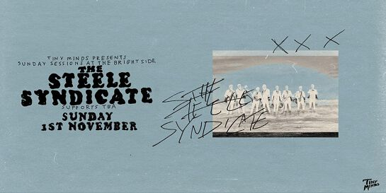 Sunday Sessions at The Brightside : The Steele Syndicate
