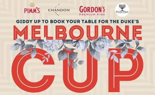 Melbourne Cup at The Duke