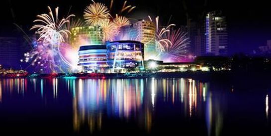 NEW YEARS EVE BOAT CRUISE