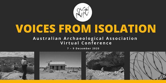 Australian Archaeological Association Virtual Conference