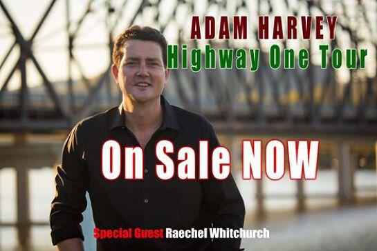 Adam Harvey: Highway One Tour - St Kilda, VIC