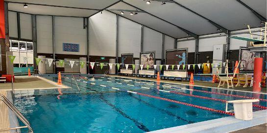 TRAC Murwillumbah Lane Booking 25m Pool