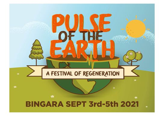 Pulse of the Earth Festival - a festival of Regeneration
