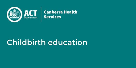 Online Childbirth Education: Pregnancy to Parenting Session 3 of 4