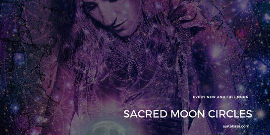 Sacred Moon Circle
