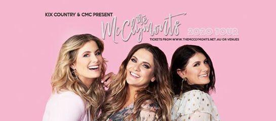 The McClymonts 2020 Tour