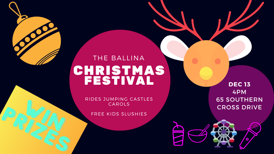 Ballina Christmas Festival
