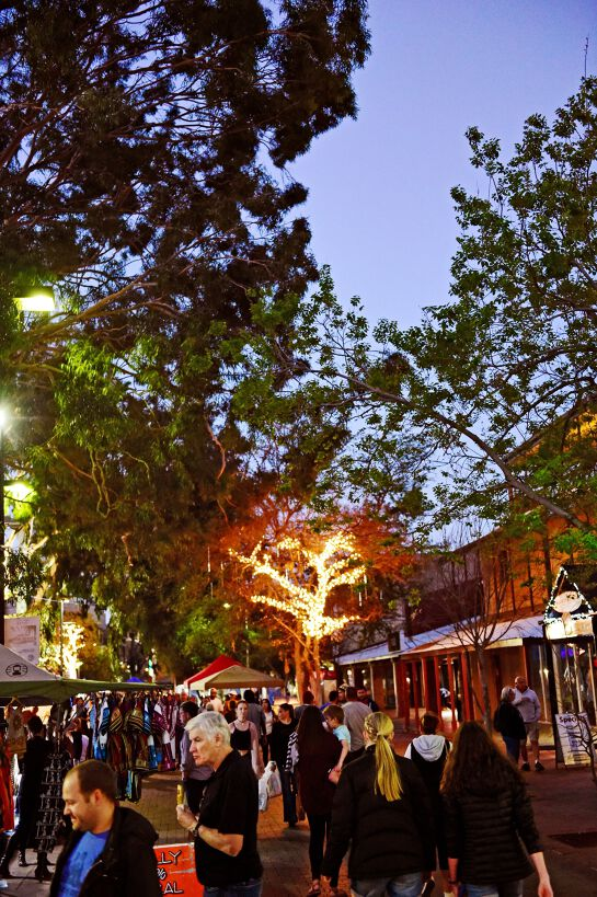Alice Springs Town Council Night Markets