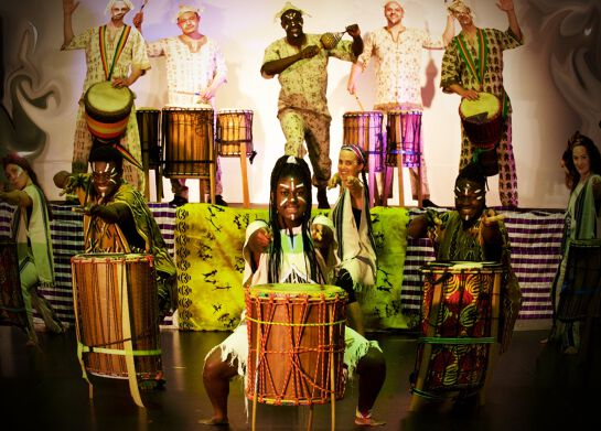 Sun of Africa drum and dance ensemble