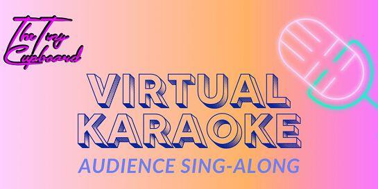 Virtual Karaoke Sing Along '90s Night: Sing With Strangers Online