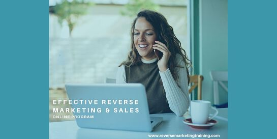 Effective reverse Marketing & Sales Online Program