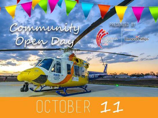 Gladstone Community Open Day
