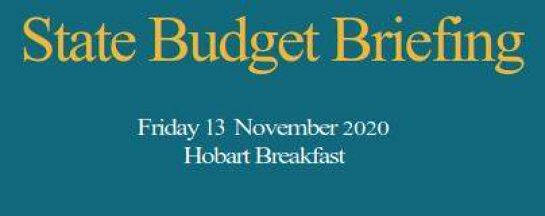 State Budget Briefing Breakfast